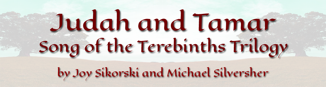 Judah and Tamar - Song of the Terebinths Trilogy Story