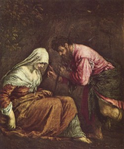 Bassano's Judah and Tamar image for trilogy